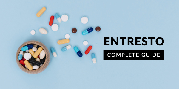 Entresto (Sacubitril / Valsartan): Uses, Dosage, Side Effects, Price, Composition & 20 FAQs