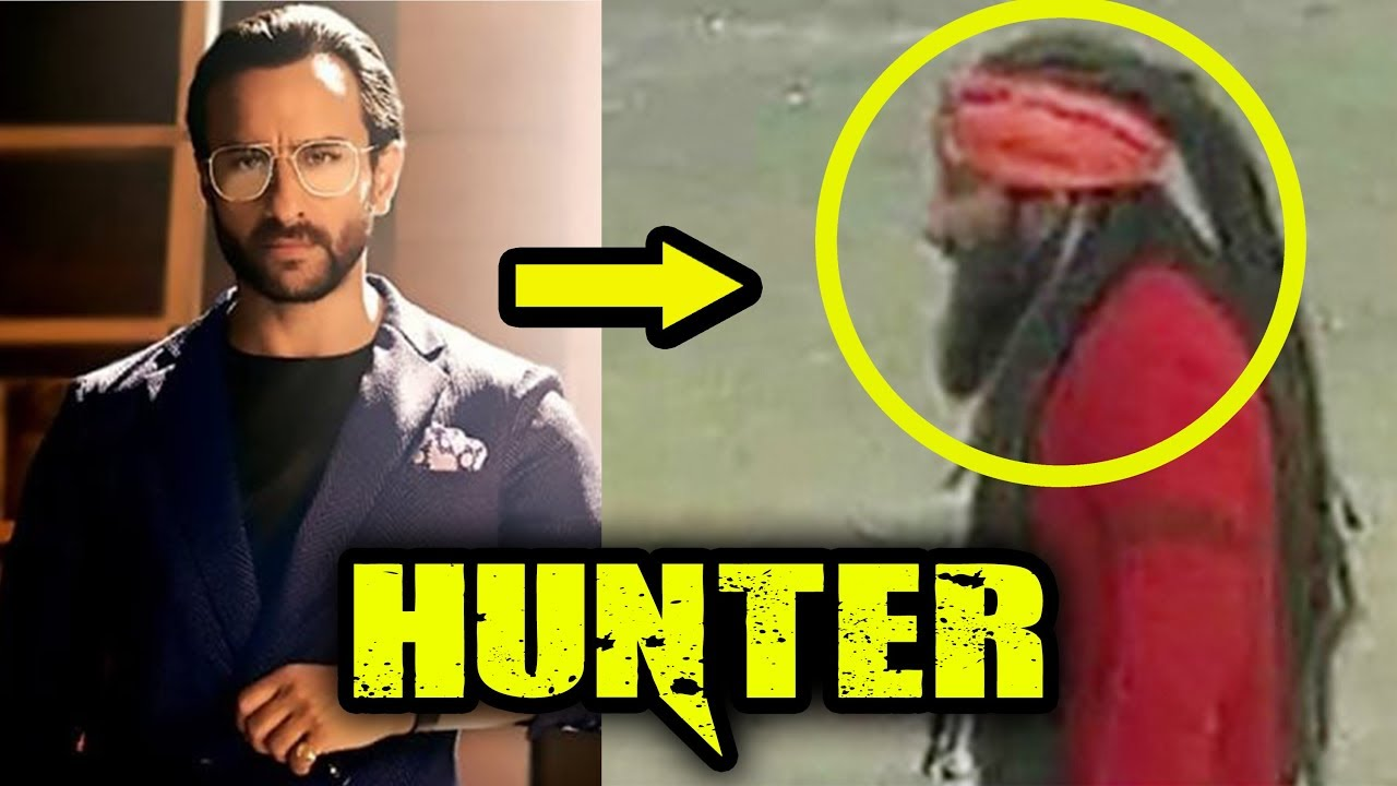 Hunter Movie Saif