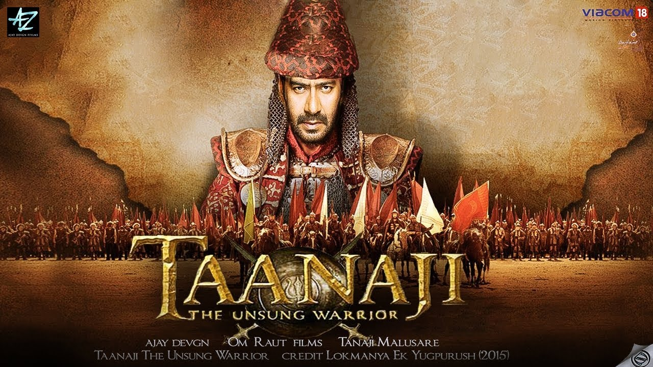 Taanaji Movie Ajay Devgan