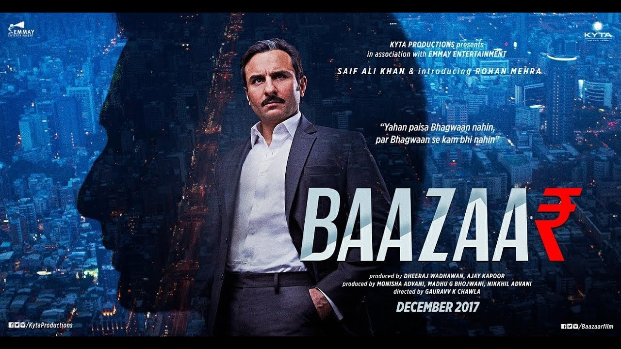 Baazaar Movie Saif