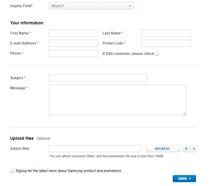 Samsung Toll Free, samsung Contact, samsung Helpline, samsung Complaint Number