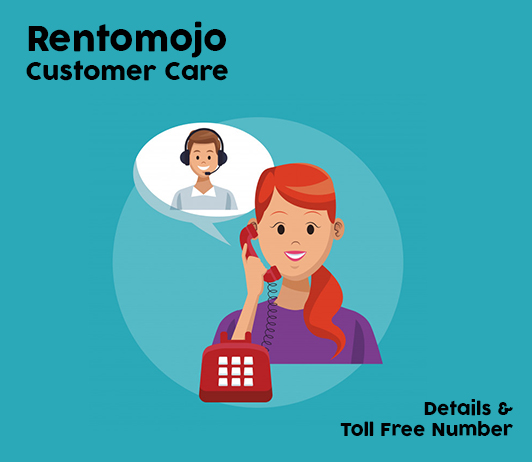 Rentomojo Customer Care Numbers: Rentomojo Toll Free Helpline & Contact No.