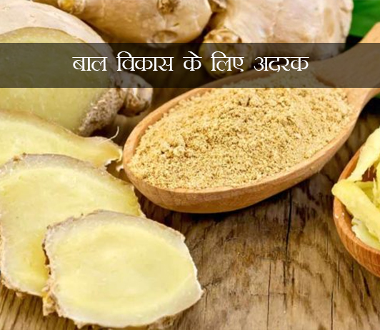 Ginger for Hair Growth ke fayde aur uksan in hindi