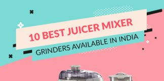 best juicer mixer grinders available in india
