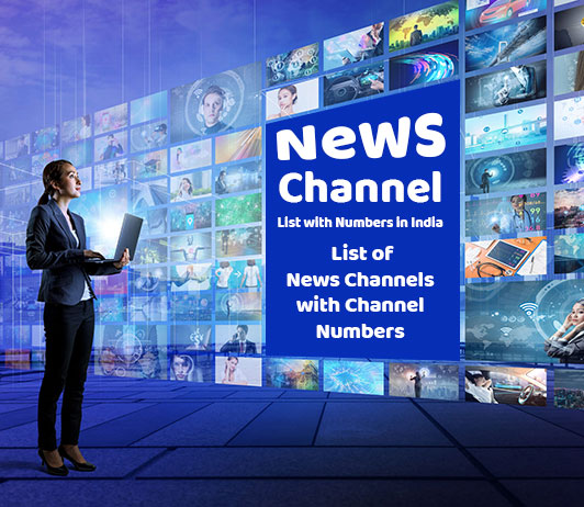 Best News TV Channel List 2019: All News Channel Numbers in India