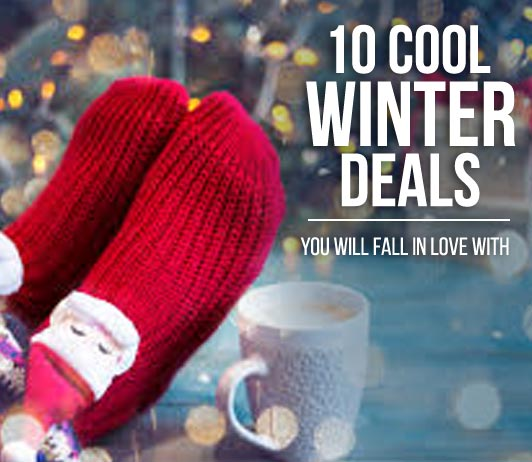 10 Cool Winter Deals You Will Fall in Love With