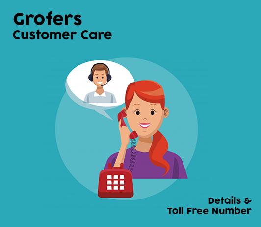 Grofers Customer Care Numbers: Grofers Toll Free Helpline & Complaint No.