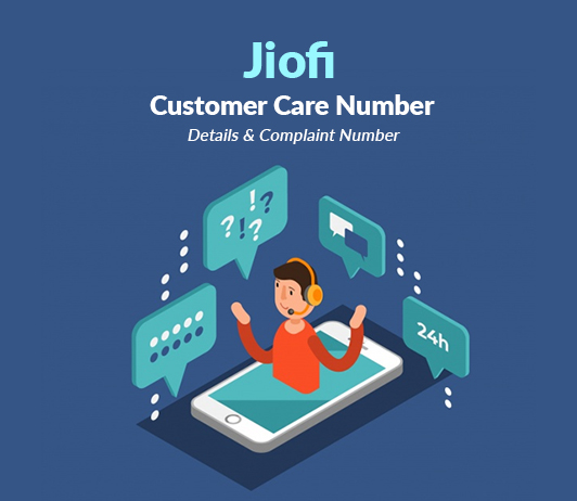 JioFi Customer Care Number