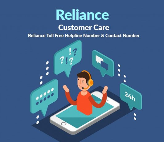Reliance Customer Care Numbers: Reliance Toll Free Helpline Number & Contact Number