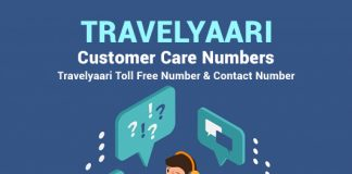 travelyaari customer care information