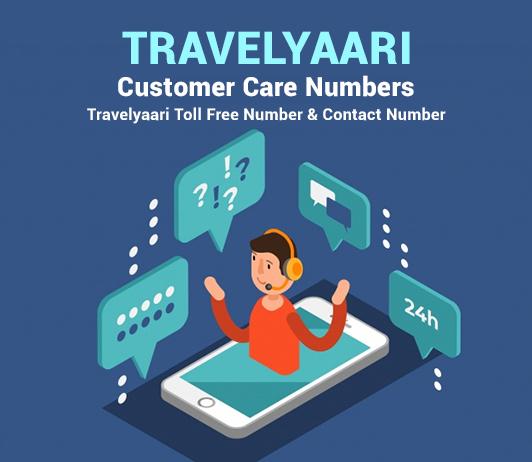 travelyaari customer care information