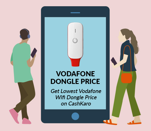 Vodafone dongle price