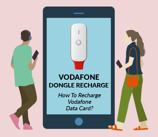 Vodafone Dongle Recharge