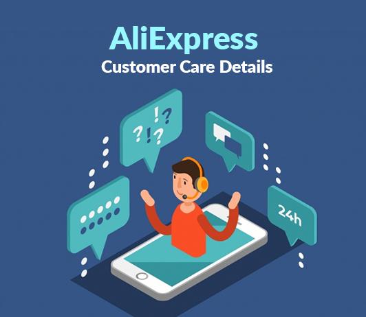 AliExpress Customer Care Details: AliExpress Contact Details