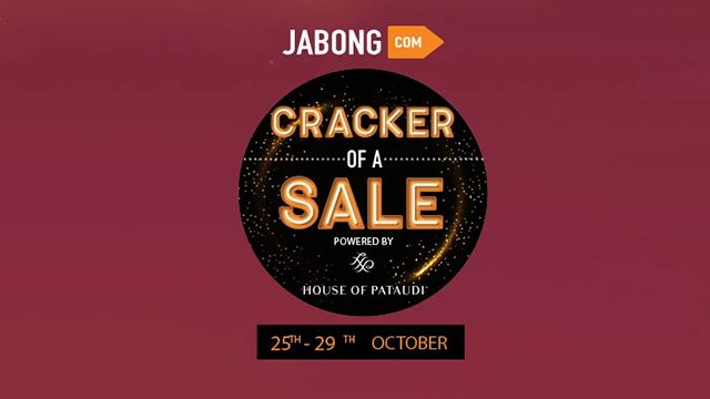 Jabong Cracker Sale