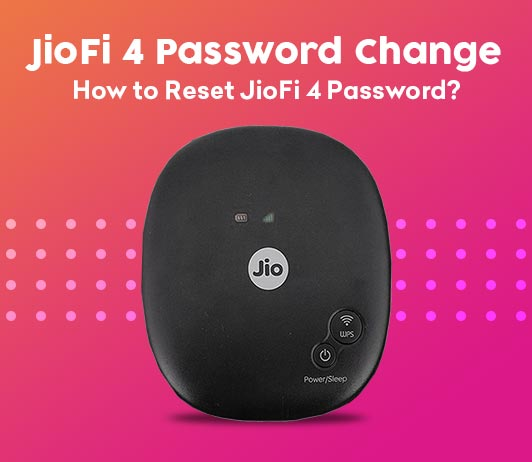 jiofi 4 password change