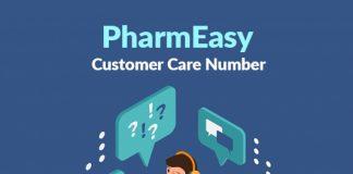 PharmEasy customer care number
