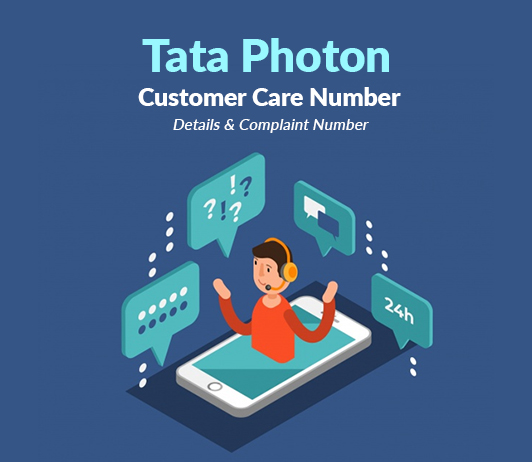 tata photon customer care number