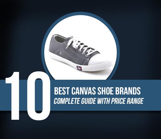 10 Best Canvas Shoe Brands – Complete