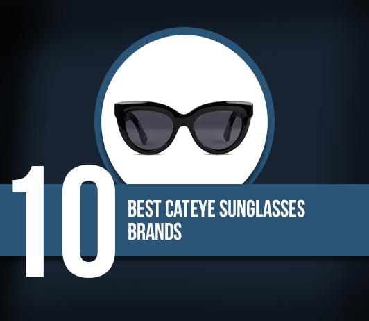 10 Best Cateye Sunglasses Brands