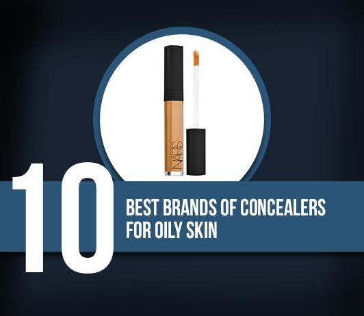 Best Concealer For Oily Skin Brands