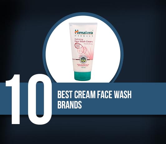 Best Cream Face Wash Brands