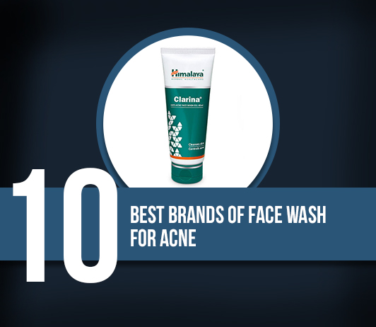 Best Face Wash For Acne Brands