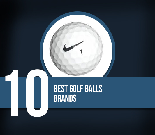10 Best Golf Balls Brands