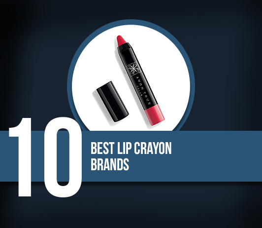 10 Best Lip Crayon Brands