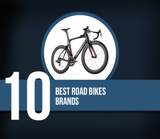 10 Best Road Bikes Brands