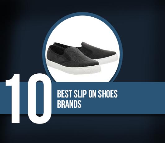 10 Best Slip On Shoes Brands – Complete