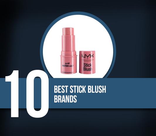 10 Best Stick Blush Brands