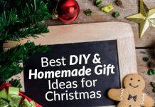 11 Best DIY & Homemade Gift Ideas for Christmas