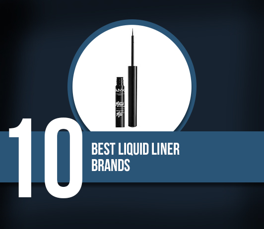 10 Best Brands of Liquid Liner