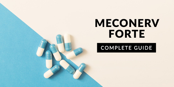 Meconerv Forte: Uses, Dosage, Side Effects, Price, Composition & 20 FAQs