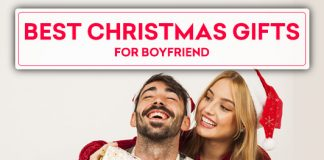 10 Best Christmas Gifts For Boyfriend