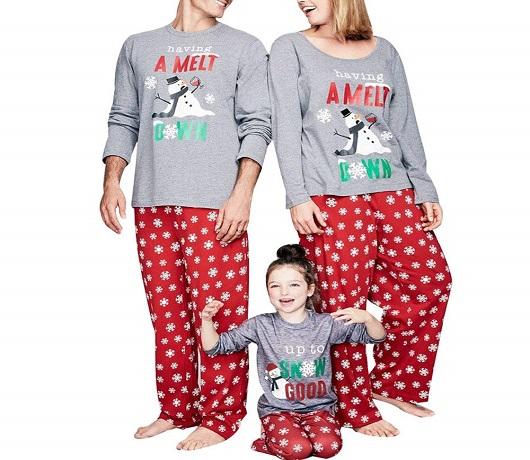 Cute Pyjamas For A Warm Hug