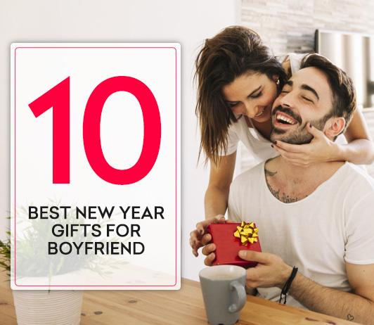 10 Best New Year Gifts For Boyfriend