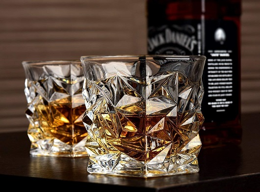 Whiskey Glasses For Classy Boyfriend