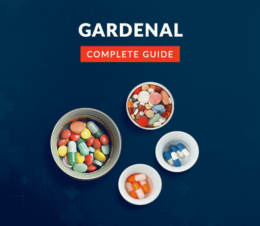 Gardenal: Uses, Dosage, Composition, Side Effects, Price, Precautions & More