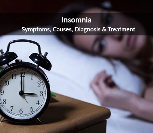 Insomnia: Symptoms, Causes, Diagnosis & Treatment