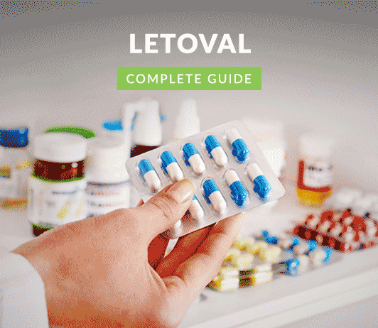 Letoval: Uses, Dosage, Side Effects, Price, Composition, Precautions & More