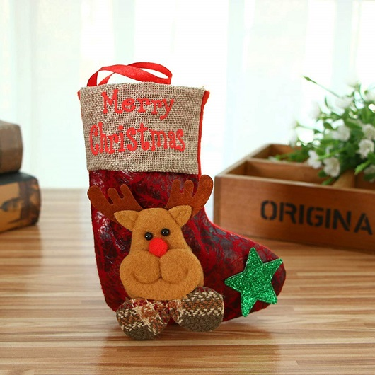 Stockings To Fill The Day With Love
