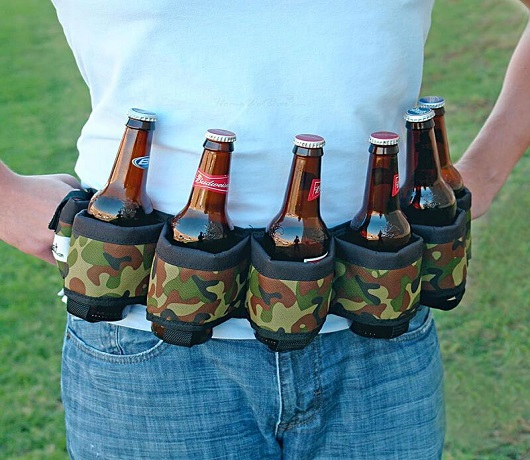 Beer Belt To Never Go Out of Stock