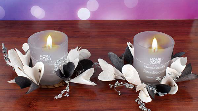Home Scented Candles For An Aromatic Aura