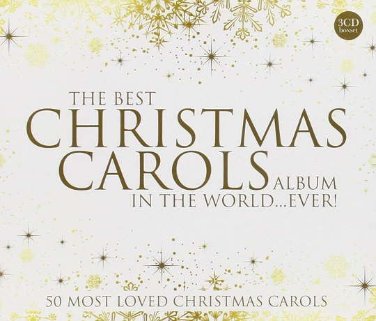 Christmas Carols CD For A Merry Surprise