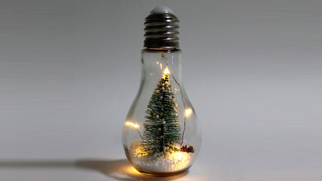 LED Christmas Tree Lamp for Your Gal