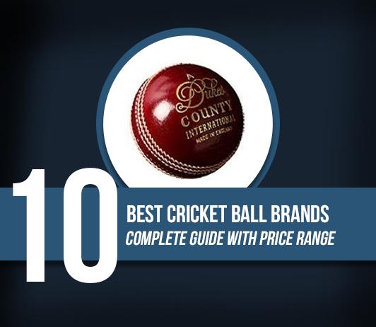 10 Best Cricket Ball Brands