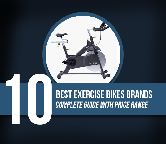 10 Best exercise Bikes Brands