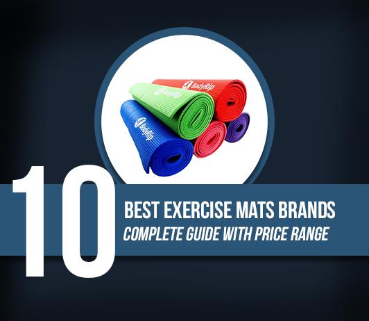 10 Best Exercise Mats Brands